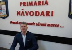 """Florin Chelaru: """"Pregătim la Năvodari alte inaugurări de baze sportive"""""""