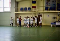 Handbaliștii de la CS Năvodari încep turneul de la Brazi