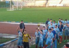Fotbaliștii de la CS Năvodari debutează pe stadionul propriu în Liga a IV-a