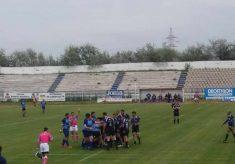 Rugbyștii de la CS Năvodari își doresc o victorie la Bârlad