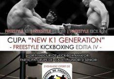 Galerie foto Cupa New K1 Generation