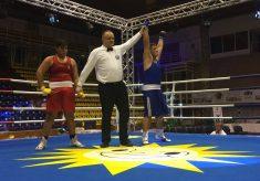 Albert Potoceanu de la CS Năvodari este la un pas de titlul continental
