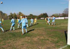 Victorii fără probleme reușite în deplasare de fotbaliștii de la CS Năvodari