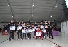 Sportivii de la CS Năvodari și-au demonstrat clasa la Naționalele de Freestyle Kickboxing