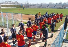 Meciul CS Năvodari – Bucovina Suceava a fost amânat