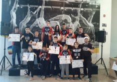 CS Năvodari a câștigat 12 titluri de campion la Naționalele de Kempo K1