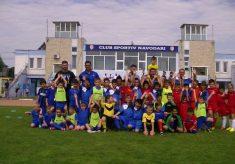 """FOTO – Copiii din Năvodari au participat la """"Cupa 1 Iunie"""""""