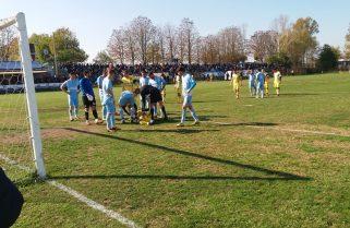 Ambii fotbaliști de la CS Năvodari implicați în accidentul de duminică sunt sănătoși și își vor relua antrenamentele