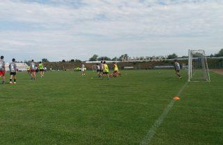 Selecții gratuite pentru micii fotbaliști la Năvodari