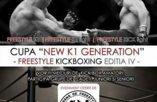"La Năvodari se va disputa Cupa ""New K1 Generation"""