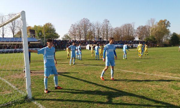 Echipa de fotbal CS Năvodari și-a întărit lotul