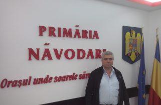Constantin Dinicu: Vom oferi condiții și mai bune de antrenament pentru copiii din Năvodari !