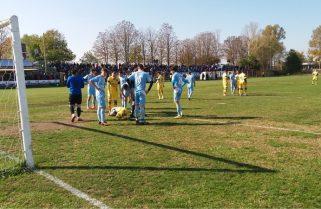 Cuplaj fotbalistic la Năvodari