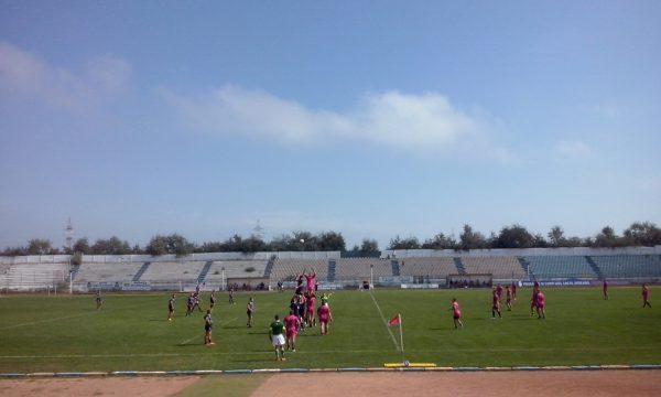 CS Năvodari a făcut o demonstrație de rugby la Cluj