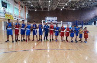 Boxerii de la CS Năvodari au dominat gala de la Medgidia