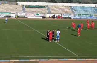 Fotbaliștii de la CS Năvodari încep returul pe teren propriu