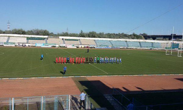 Victorii la scor pentru fotbaliștii de la CS Năvodari