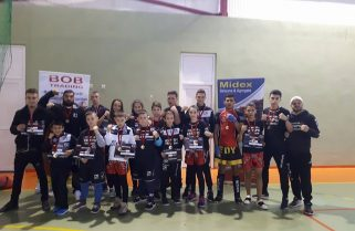 Sportivii de la CS Năvodari Kempo K1 și-au tras partea leului la Cupa Keru Kento