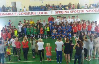 """CS Năvodari organizează """"Cupa Sărbătorilor de Iarnă"""""""