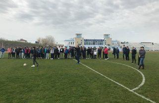 La meciurile fotbaliștilor de la CS Năvodari și spectatorii au de câștigat
