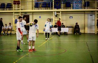 Handbaliștii de la CS Năvodari au evoluat în al doilea turneu de sală