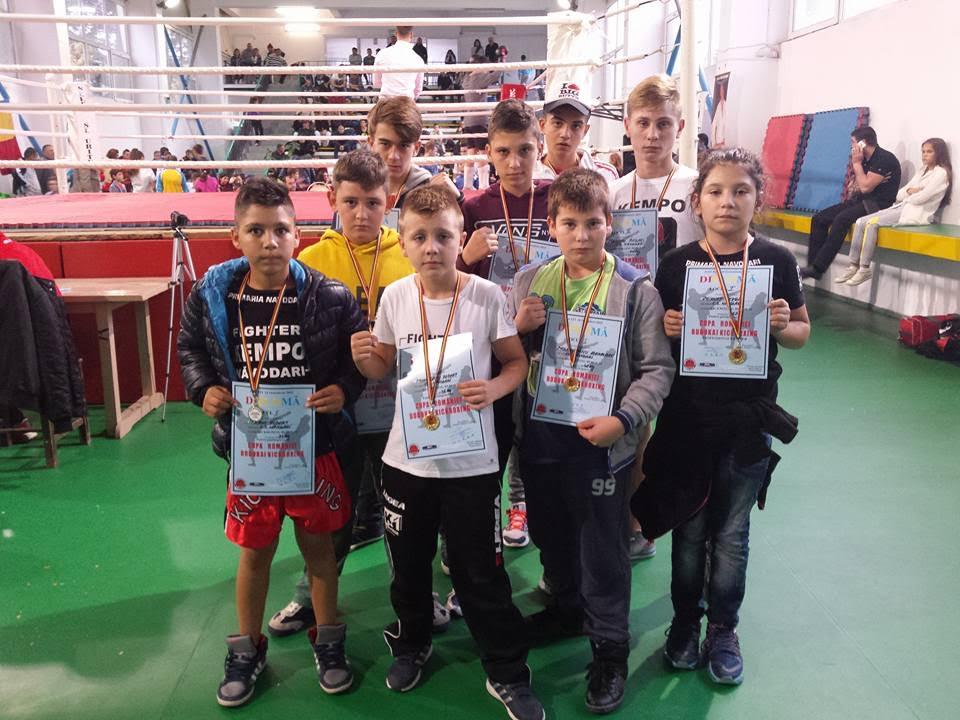 Sportivii de la CS Năvodari s-au impus în Cupa României