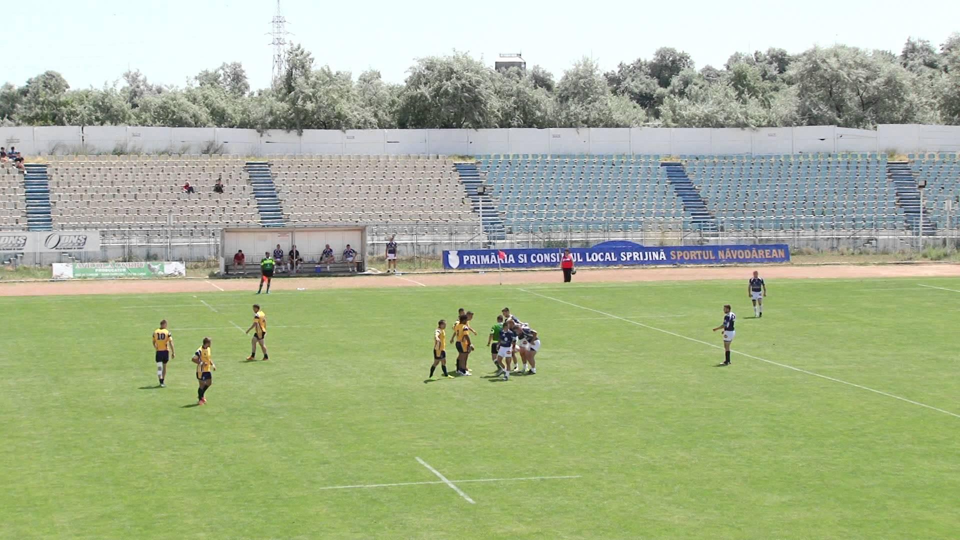 CS NAVODARI VS CSM U23 BUC 24 – 22