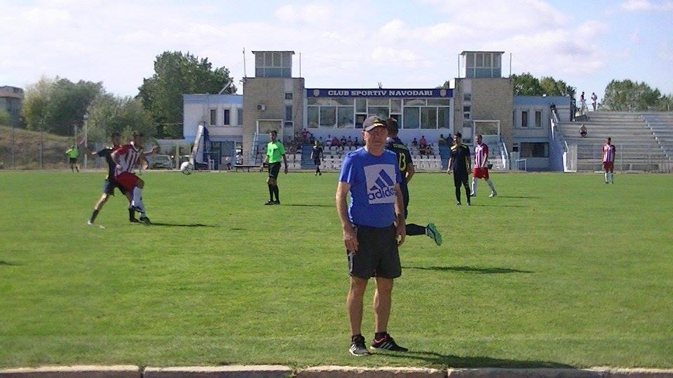 Victorii concludente reușite de fotbaliștii de la CS Năvodari