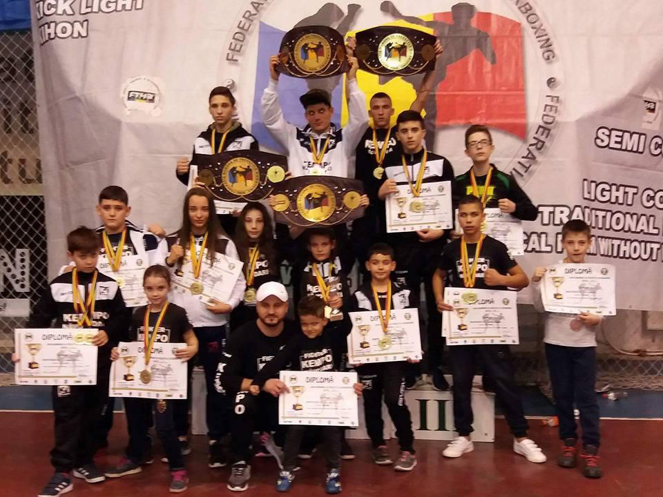 CS Năvodari s-a clasat pe primul loc între cluburile participante la Cupa României FRFK