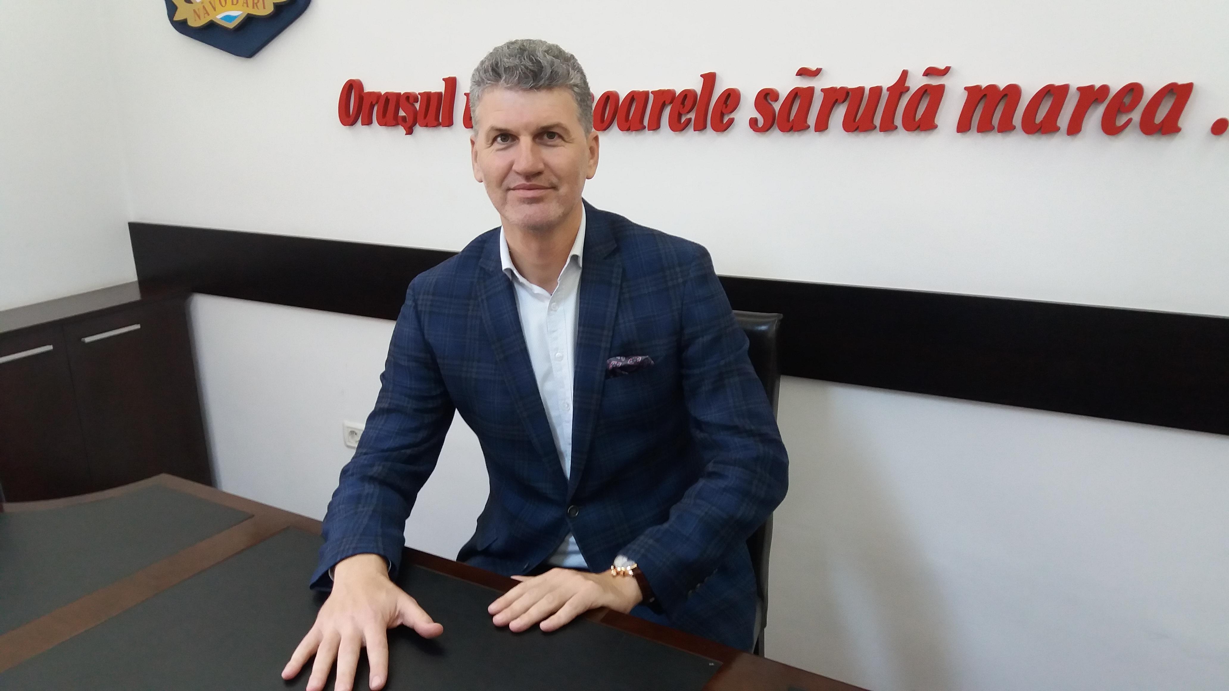 Florin Chelaru: CS Năvodari încheie un an foarte bun