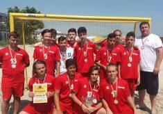 CS Năvodari va participa cu două echipe la Campionatul Național de beach handbal