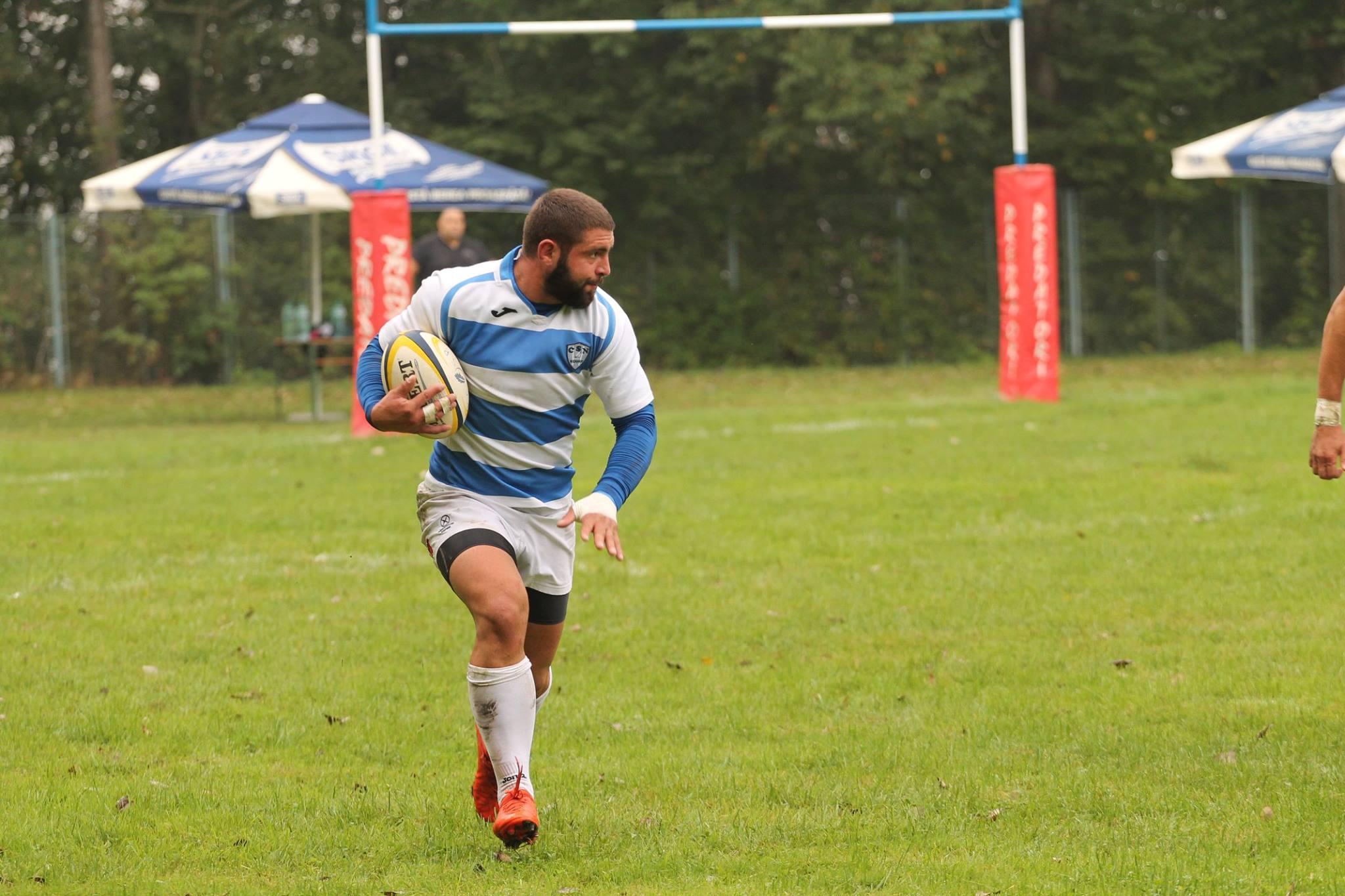 CS Năvodari este vicecampioana DNS la rugby în 7