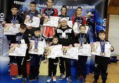 Sportivii de la CS Năvodari au câștigat 15 medalii la Cupa Mondială