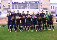 """Joi avem cuplaj fotbalistic pe Stadionul """"Flacăra"""" din Năvodari"""