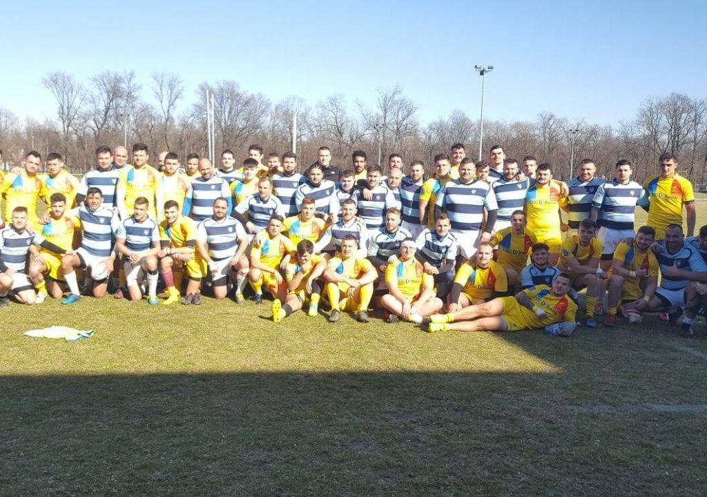 CS Năvodari a întâlnit la București, naționala României U20