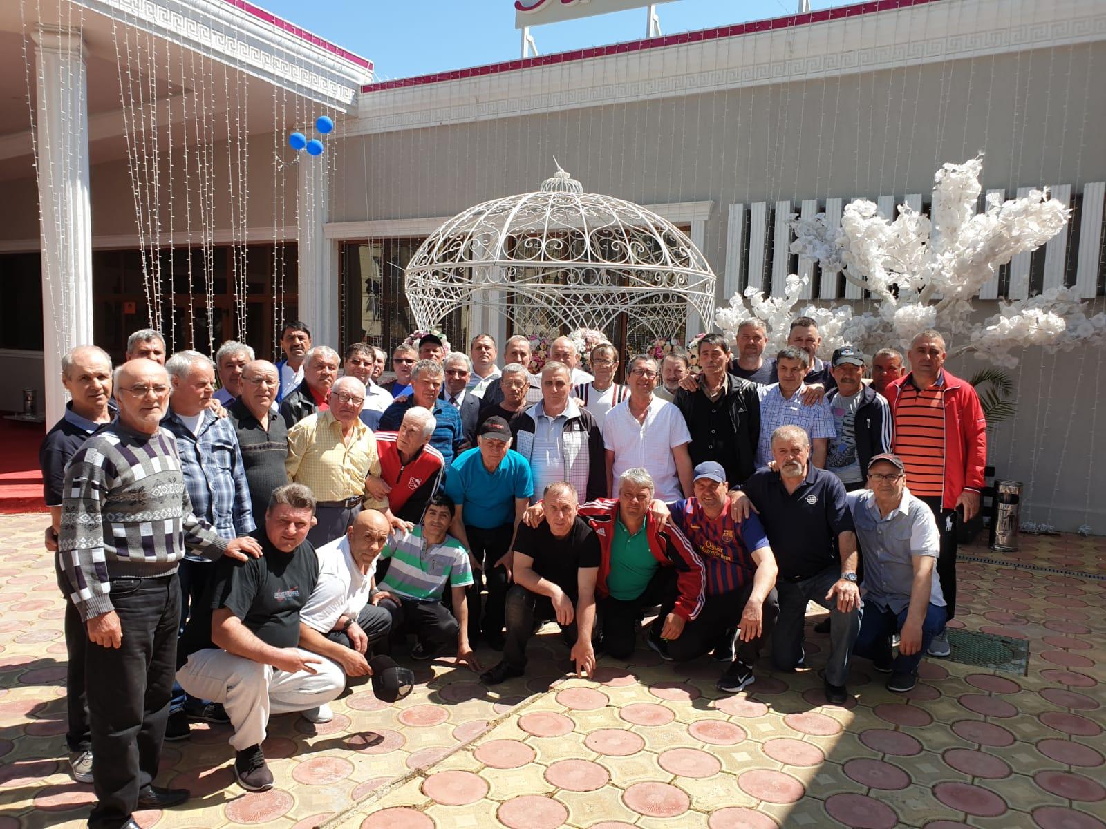 Echipa Tractorul Năvodari rămâne în sufletele năvodărenilor