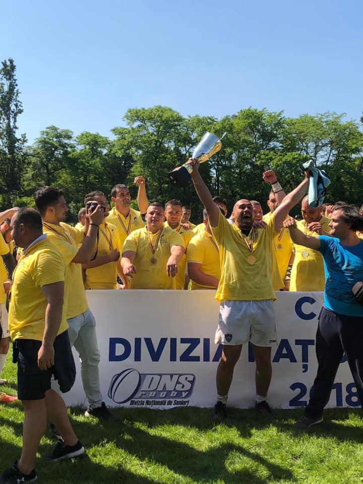 După un sezon cu victorii pe linie, CS Năvodari este merituoasa campioană a DNS