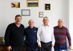 """Parteneriat semnat între CS Năvodari și Academia de Fotbal """"Gheorghe Hagi"""""""