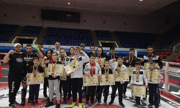 "Evoluții foarte bune pentru sportivii de la CS Năvodari la ""Cupa Shin Dojo"""