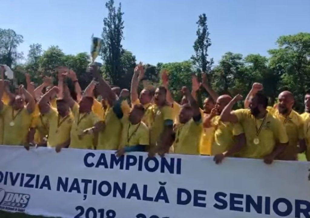 Un an de la titlul național al echipei de rugby CS Năvodari