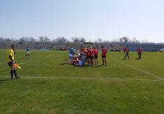 Rugbyștii de la CS Năvodari pleacă la Alba Iulia pentru o nouă victorie