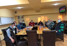 Ședința Asociației Județene de Rugby Constanța s-a ținut la Năvodari