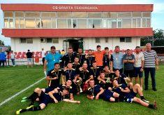 CS Năvodari va evolua pe teren propriu în primul tur din Cupa României