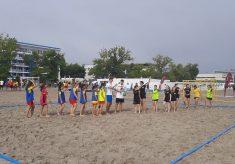 CS Năvodari va participa la Campionatul Național de handbal pe plajă pentru juniori din Mamaia
