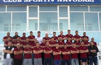 Suporterii echipei CS Năvodari merg la Galați