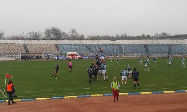 CS Năvodari promovează tineri rugbyști constănțeni