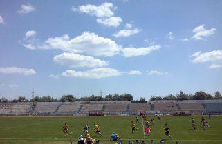 CS Năvodari este vicecampioană națională la rugby în 7