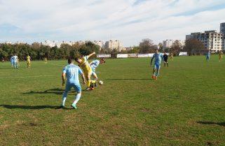 Meciul de fotbal CS Năvodari – CS Agigea a fost amânat