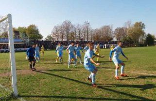CS Năvodari a câștigat în deplasare derby-ul etapei