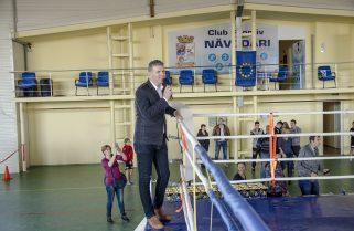 """Florin Chelaru: """"Încheiem un an foarte bun pentru sportivii de la CS Năvodari"""""""